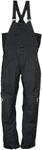 Arctiva Snow Snowmobile Men's 2018 MECH Insulated Bibs/Pants (Black)