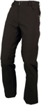 Arctiva Snow Snowmobile Men's Wind/Water/Abrasion Resistant Soft Shell Mid-Layer Pants (Black)
