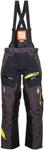 Arctiva Snow Snowmobile Men's VIBE Snowbike Bibs/Pants (Black/Yellow)
