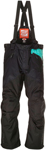 Arctiva Women's 2020 LAT48 Insulated Waterproof Bibs/Pants (Black/Mint)