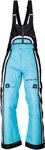 ARCTIVA Snow Snowmobile Women's 2016 GEM Insulated Bibs/Pants (Light Blue)