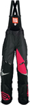ARCTIVA Snow Snowmobile Women's 2016 COMP Insulated Bibs/Pants (Magenta)