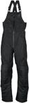 Arctiva Snow Snowmobile PIVOT Insulated Bibs/Pants (Black)
