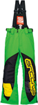 ARCTIVA Snow Snowmobile Kids 2017 COMP Insulated Bibs/Pants (Green)