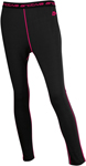 ARCTIVA Snow Snowmobile Women's 2017 REGULATOR Base Layer Pants (Black)