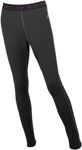 Arctiva Snow Snowmobile Women's 2018 INSULATOR Mid-Weight Base Layer Pants (Black)