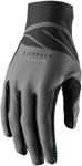 Slippery Wetsuits - Flex Lite Watercraft Gloves (Charcoal Gray/Black)