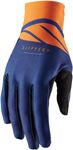 Slippery Wetsuits - Flex Lite Watercraft Gloves (Navy Blue/Orange)