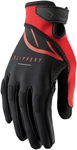 Slippery Wetsuits - Circuit Watercraft Gloves (Black/Red)
