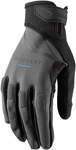 Slippery Wetsuits - Circuit Watercraft Gloves (Charcoal Gray/Black)