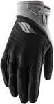 Slippery Wetsuits - Men's CIRCUIT Watercraft Water Race Gloves (Black/Silver)
