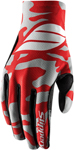 Slippery Wetsuits - Men's FLEX LITE Watercraft Water Gloves (Red/Silver)