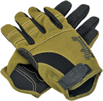 Biltwell Inc Moto Gloves (Olive/Black/Tan)