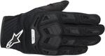 ALPINESTARS Atacama Air Mesh/Leather Short Cuff Motorcycle Gloves (Black)