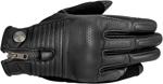 Alpinestars OSCAR RAYBURN Vintage-Look Leather Motorcycle Gloves (Black)