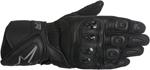 Alpinestars SP AIR Leather/Mesh Gloves (Black/Grey)