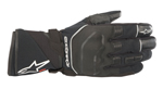 Alpinestars ANDES Outdry Leather/Textile Touchscreen Touring Gloves (Black)
