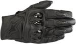 Alpinestars CELER v2 Leather Riding Gloves (Black/Black)
