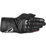 ALPINESTARS Stella SP-8 Motorcycle Gloves (Black)