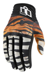 ICON Women's Anthem SHAGUAR Touchscreen Motorcycle Gloves (Shaguar)
