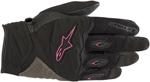 Alpinestars Women's Stella SHORE Riding Gloves (Black/Fuchsia)