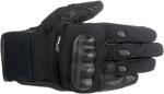ALPINESTARS COROZAL Drystar Waterproof Urban Commuting Motorcycle Gloves (Black)