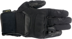 ALPINESTARS POLAR GORE-TEX Waterproof Insulated Motorcycle Gloves (Black)