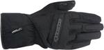 ALPINESTARS SR-3 Drystar Waterproof Insulated Motorcycle Gloves (Black)