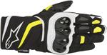 Alpinestars T-SP W Drystar Riding Gloves (Black/Yellow Fluo)