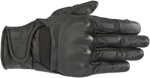 Alpinestars Women's Stella VIKA v2 Leather Riding Gloves (Black)