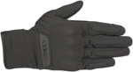 Alpinestars Women's C-1 v2 Gore-Tex Windstopper Riding Gloves (Black)
