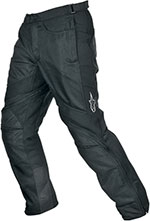 Alpinestars Air-Flo Textile Motorcycle Pants (Black)