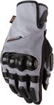 Moose Racing MX Off-Road ADV1 Air Short Gloves (Gray)
