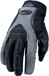 MOOSE Utility Division Offroad ATV/UTV MUD Riding Gloves (Black)