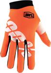 100% MX Motocross I-TRACK Cal-Trans Gloves (Orange)