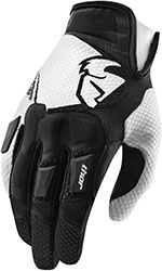 THOR MX Motocross 2015 FLOW Gloves (Black/White)