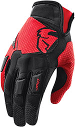 THOR MX Motocross 2015 FLOW Gloves (Red/Black)