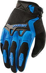 THOR MX Motocross 2015 SPECTRUM Gloves (Blue/White)