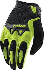 THOR MX Motocross 2015 SPECTRUM Gloves (Green)