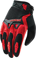 THOR MX Motocross 2015 SPECTRUM Gloves (Red)