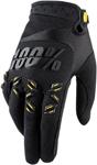 100% MX Motocross AIRMATIC Gloves (Black)
