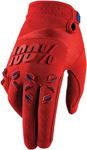 100% MX Motocross AIRMATIC Gloves (Fire Red)