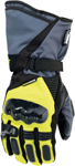 MOOSE Racing Adventure Touring Dual Sport 2016 ADV1 Gloves (Black/Hi Viz Yellow)
