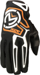 MOOSE Racing Adventure Touring Dual Sport 2016 XCR Gloves (Black/Orange)