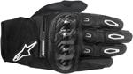 ALPINESTARS MX Motocross Offroad MEGAWATT Hard Knuckle Gloves (Black)