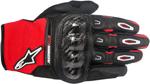 ALPINESTARS MX Motocross Offroad MEGAWATT Hard Knuckle Gloves (Black/Red/White)