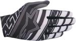 ALPINESTARS MX Motocross Offroad DUNE Gloves (Black/White/Gray)