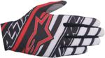ALPINESTARS MX Motocross Offroad DUNE Gloves (Black/White/Red)