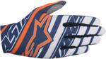 ALPINESTARS MX Motocross Offroad DUNE Gloves (Navy/White/Orange)