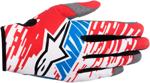 ALPINESTARS MX Motocross Offroad BRAAP Gloves (Red/White)
